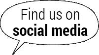 Βρείτε μας στα social